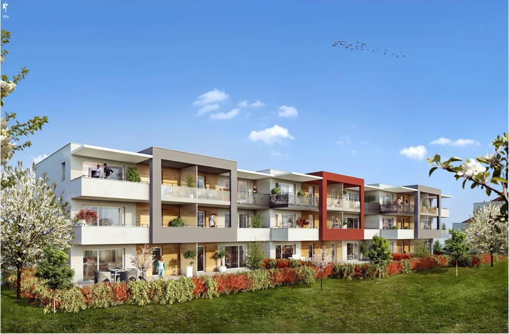 Annonce vente appartement thonon les bains 74200 42 m for Appartement atypique thonon les bains