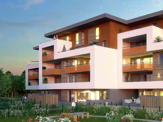 Annonce vente appartement la ravoire 73490 66 m 270 for Vente logement neuf
