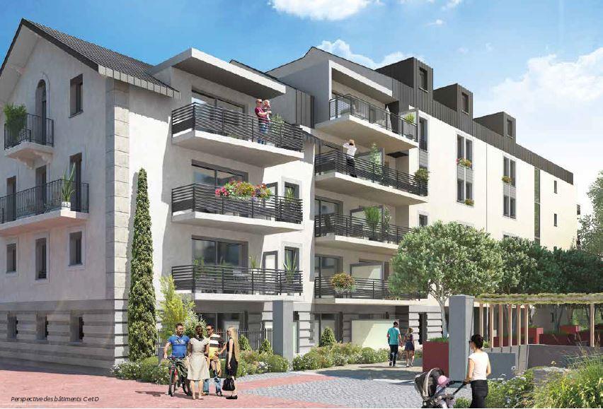 Annonce vente appartement aix les bains 73100 42 m for Appartement immobilier