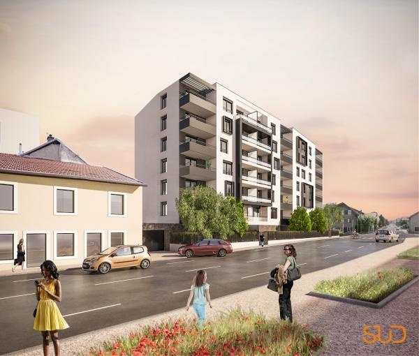 Annonce vente appartement annemasse 74100 46 m 194 for Annonces immobilier neuf
