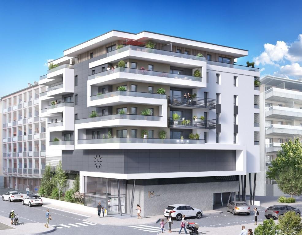 Annonce vente appartement thonon les bains 74200 64 m for Annonce vente appartement