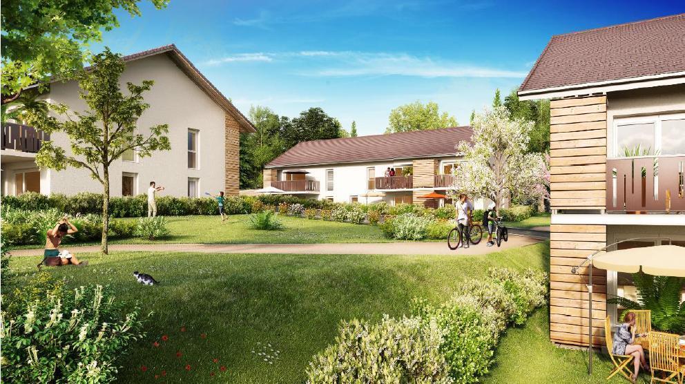 Annonce vente appartement saint martin bellevue 74370 65 m 226 000 9 - Immo saint martin roubaix ...