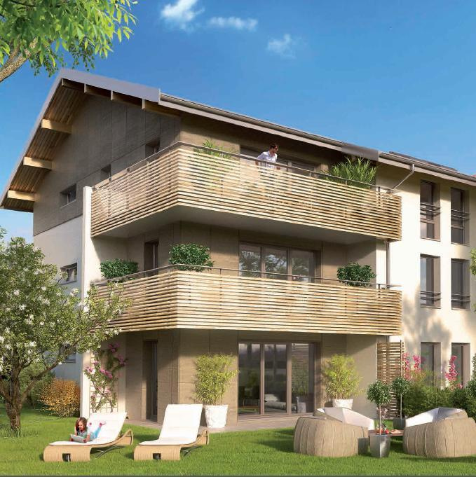 Annonce vente appartement neydens 74160 87 m 379 000 for Annonces immobilier neuf