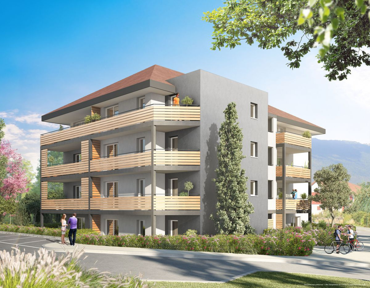 Annonce vente appartement valleiry 74520 61 m 258 for Vente neuf appartement